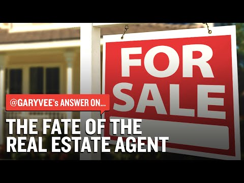 The Fate Of The Real Estate Agent