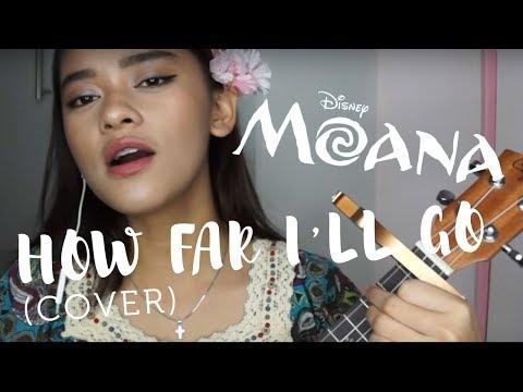 How Far I'll Go | Moana (Cover)