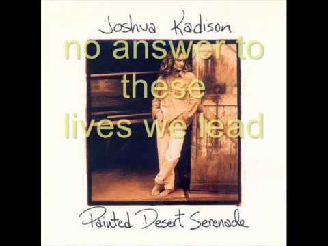 Joshua Kadison   Invisible Man with lyrics