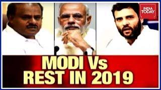 Modi Vs Rest In 2019 | Can Opposition Repeat Karnataka Magic At Centre?
