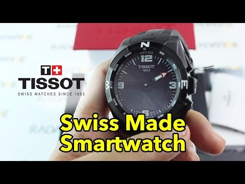 Review : Tissot Touch Collection T-Touch Expert Solar T091-420-47-057-01
