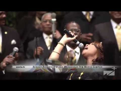 Ayanna Bereal I Will Lift Up Your Name (Higher) West Angeles COGIC HD