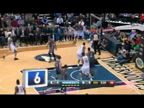 Top 10 Dunks - Febrero - NBA