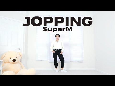 SuperM 슈퍼엠 'Jopping' Lisa Rhee Dance Cover