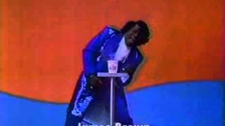 James Brown's Japanese Miso Soup Commercials