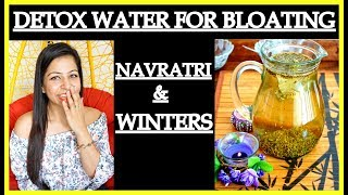 Detox Water Recipe for Quick Weight Loss | Jeera/Cumin Detox Water to Lose Weight Upto 10 kg