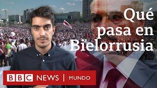 4 claves para entender las históricas manifestaciones en Bielorrusia | BBC Mundo
