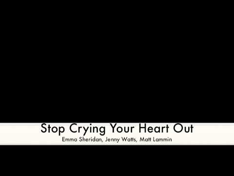 Stop Crying Your Heart Out - Oasis Cover