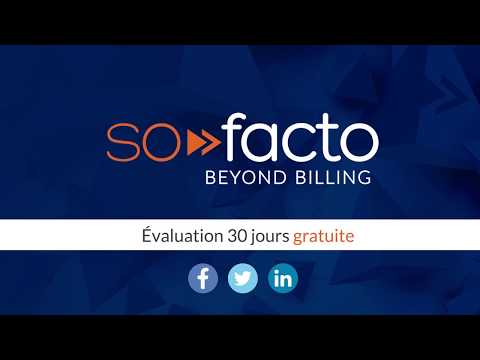 SOFACTO - BEYOND BILLING