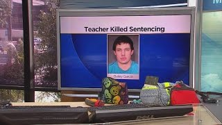 Teen Gets 27 Years For Killing Cottage Grove Teacher