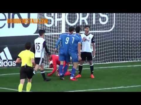VCF Mestalla 0 - CF Badalona 0