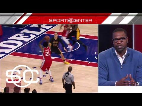 Stephen Jackson says Joel Embiid worthy of $148M contract | SportsCenter | ESPN