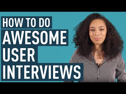 How To Conduct User Interviews Like A Pro (UX Design)
