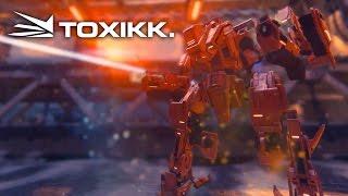 TOXIKK- Launch Trailer