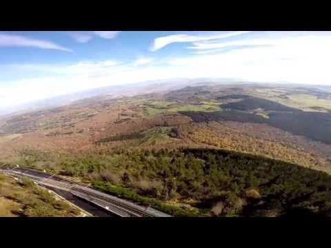 Puy de Dome - Speedflying