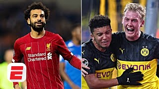 Champions League dream draw: Liverpool vs. Borussia Dortmund, Barcelona vs. Chelsea? | ESPN FC