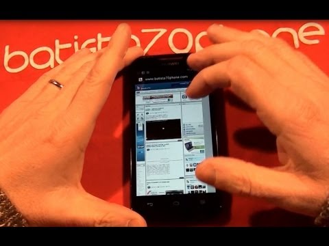 Video Recensione Huawei Ascend D quad XL da batista70phone