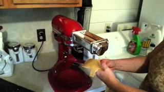 Kitchen Aid Pasta Maker