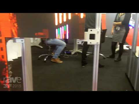 ISE 2015: Mode-Al Shows Off Their New Mobile Product For Mounting LED