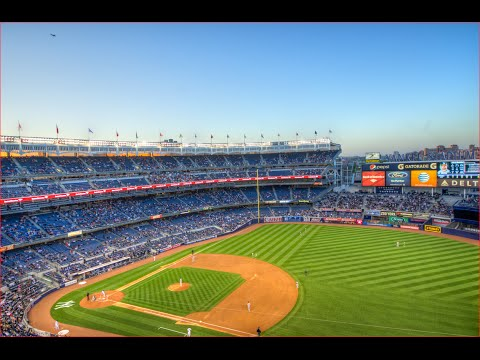 Visiting Yankee Stadium, Ballpark in New York City, New York · Bronx