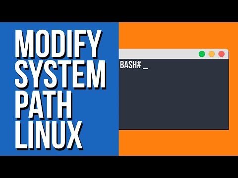 Path Variable And How To Change It - Linux