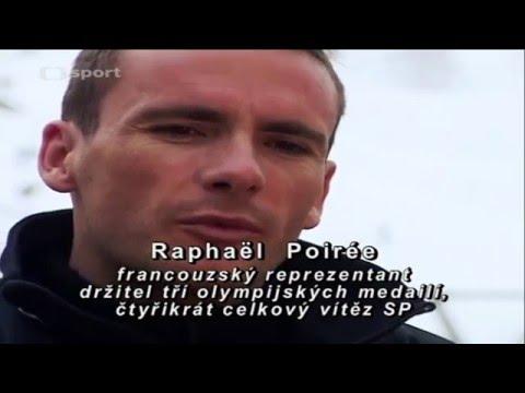 Biathlon - Raphaël Poirée vs Ole Einar Björndalen