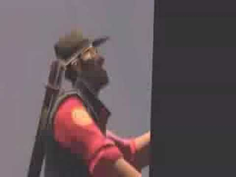 Team Fortress 2 A La Rencontre Du Demoman