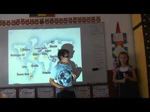 World Weather Forecast 4_Role-play