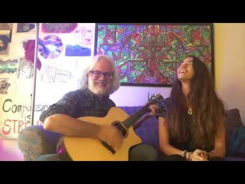 """Briena and Lou cover Led Zeppelin's """"Thank You"""""""