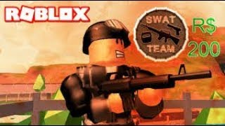 FRONT THE POLICE AND WIN ROBLOX playgerman