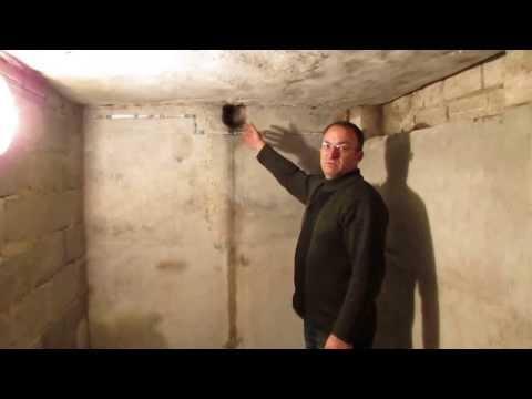 видео: Вентиляция в подвале гаража.