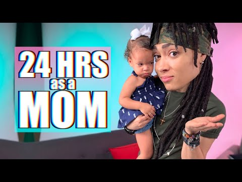 I'm A Mama Now | 24 Hours As A Mom