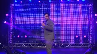 Indian Sinatra- Pranav Sehgal Karaoke World Championship- Sweden