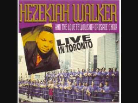 Hezekiah Walker - How Can I Say Thank You