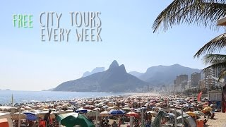 City Tour Rio de Janeiro - free tours in Rio de Janeiro