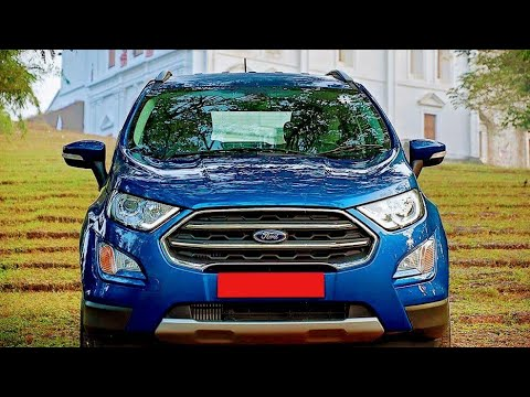 2018 New Ford Ecosport Facelift India - 5 Things All You Need To Know!