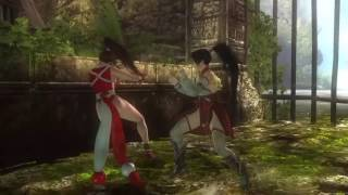 Dead or Alive 5 Last Round Battle of the Pyro Kunoichi