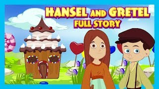 Hansel and Gretel Full Story For Kids In English - Kids Animated Stories