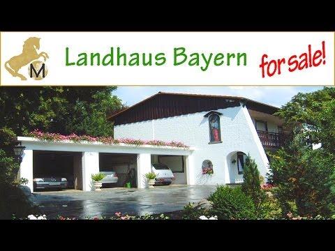 zu verkaufen: Landhaus Villa Bodensee Lindau - for sale: country property Germany lake Constance