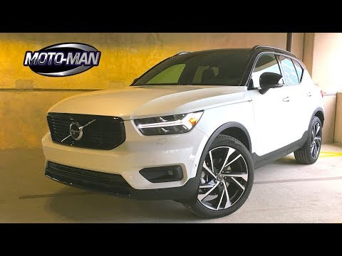 2019 Volvo Xc40 T5 Tech Review 1 Of 2 Youtube