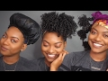 How I Wrap my hair for Long Lasting Hairstyles | Good for all Natural hairstyles DETAILED