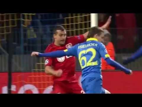 FC BATEボリソフ vs バイエル・...