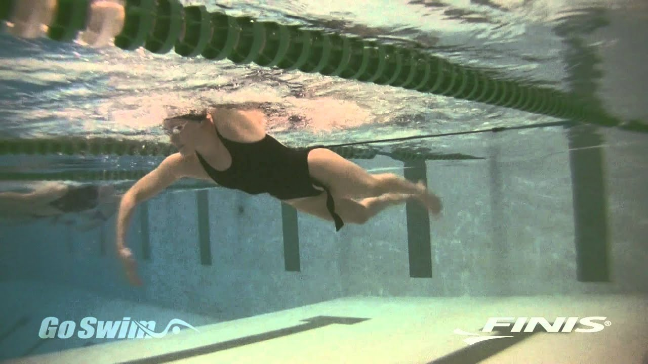 how to build swimming endurance