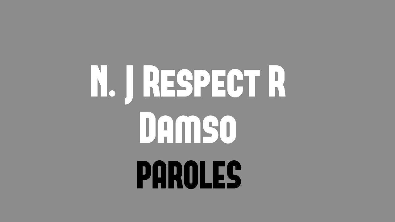 damso respecte r