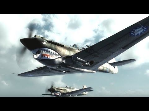 Flying Tigers: Shadows Over China - Launch Teaser