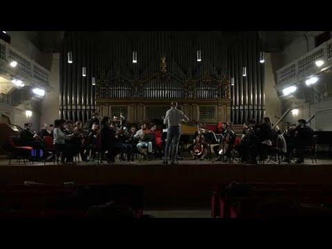 مهرجان -روما باروكو-.. الموسيقى عندما تعزف على آلات أصلية…  - 15:55-2018 / 11 / 19
