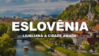 Liubliana (Ljubljana) a cidade amada - Ljubljana | Eslovenia - Ep 1