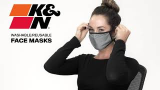 Comfortable Face Coverings From K&N