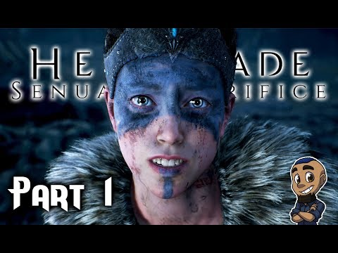 RIVER OF VOICES   Hellblade: Senua's Sacrifice — Part 1   Opening Prologue Gameplay Walkthrough PS4