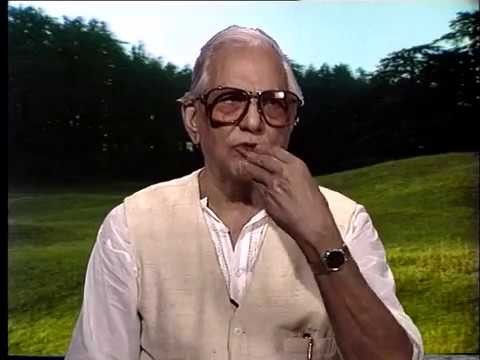 MAJROOH SULTANPURI || Old Rare Interview || Anmol Ratan Tv Serial (1990)